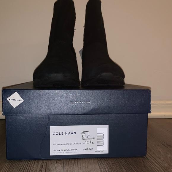 Cole Haan Shoes   Studio Grand Slip On